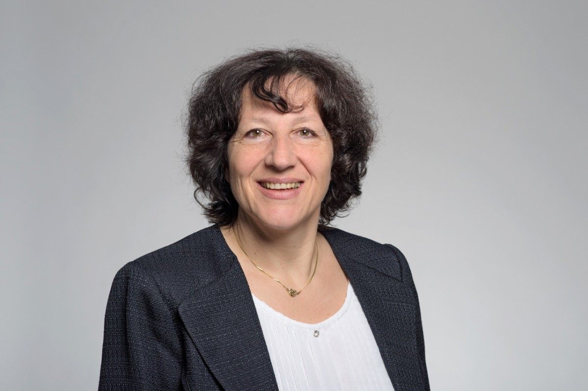 Pascale Barras Kundenberaterin